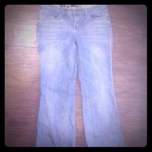 A.N.A bootcut denim Jeans